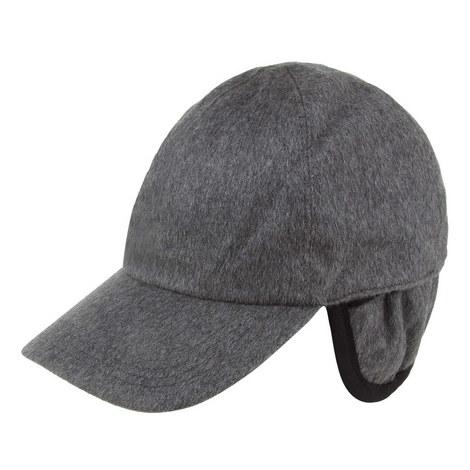 Cashmere Earmuff Cap, ${color}