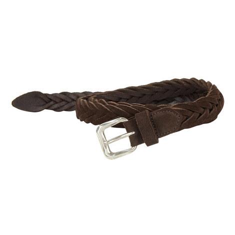 Leather Grain Belt, ${color}