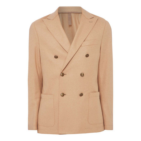 Double-Breasted Jacket, ${color}