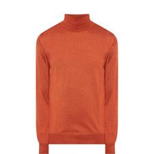 Classic High Neck Sweater