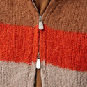Cashmere Double-Zip Jacket, ${color}