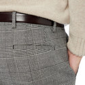Check Wool Chinos, ${color}