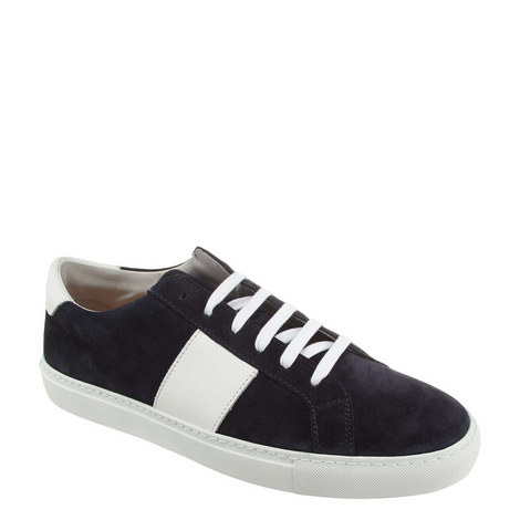 Suede Trainers, ${color}