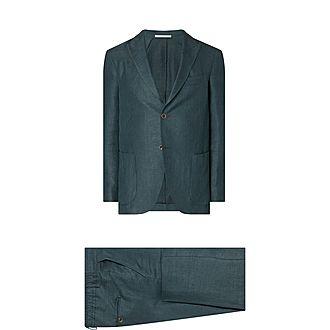Wool Sage Suit