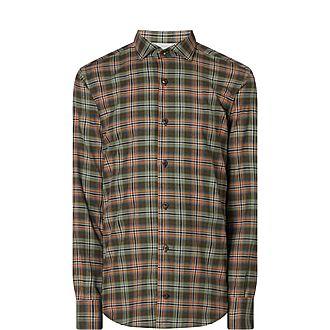 Casual Checked Shirt