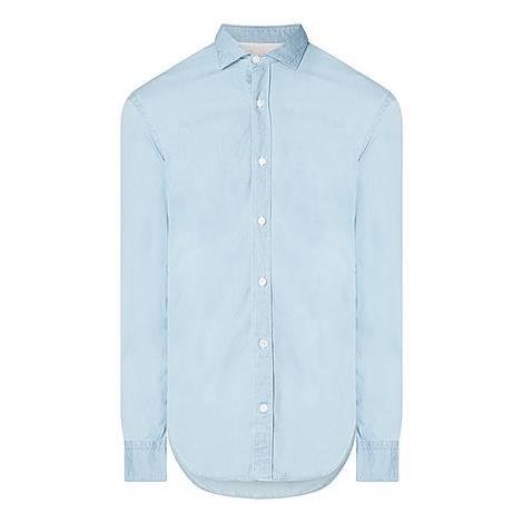 French Denim Shirt, ${color}