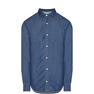 French Dandy Denim Shirt