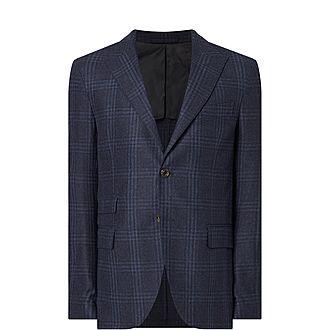 Micro Check Jacket