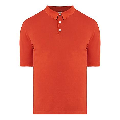 Cotton Polo Shirt, ${color}