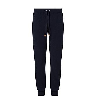 Wool Cashmere Sweatpants