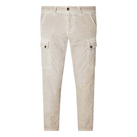Baggy Cargo Trousers, ${color}