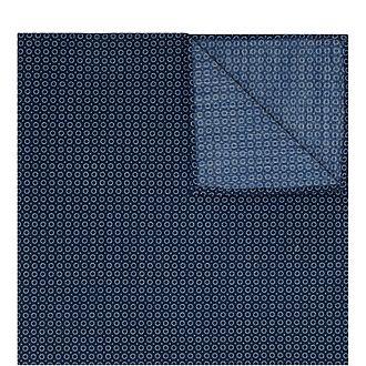 Tile Pattern Pocket Square