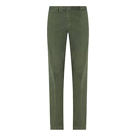 Casual Tapered Trousers, ${color}