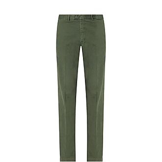 Casual Tapered Trousers