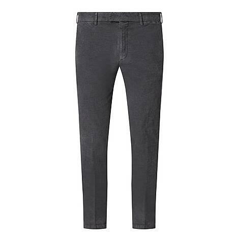 Corduroy Cotton Trousers, ${color}