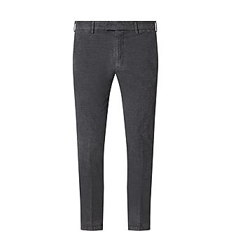Corduroy Cotton Trousers