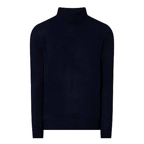 Cashmere Roll Neck Sweater, ${color}