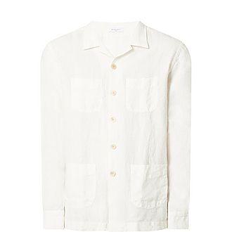 Linen Overshirt