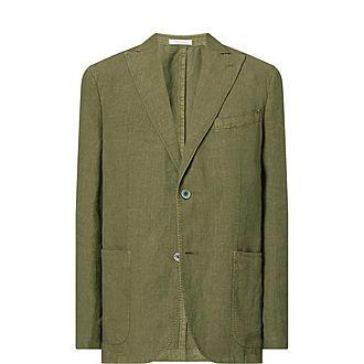 Notched Lapels Jacket