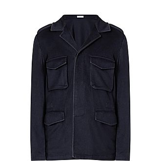 Cashmere Field Jacket