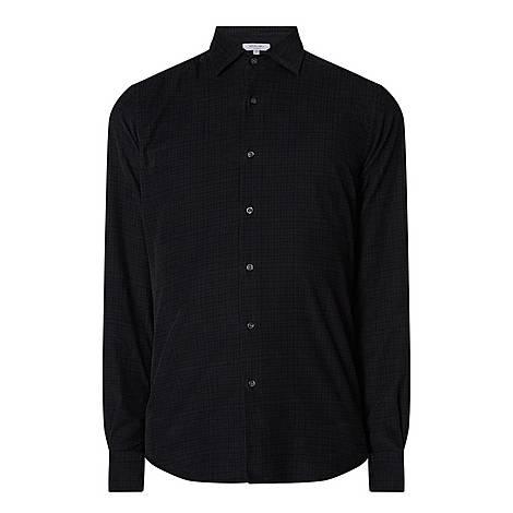 Fine Cord Check Shirt, ${color}
