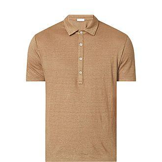 Button-Down Polo Shirt