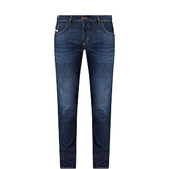 Taper Straight Fit Jeans