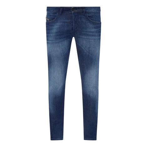 Bazer Slim Fit Jeans, ${color}
