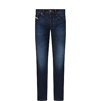 Larkee Dark Straight Jeans