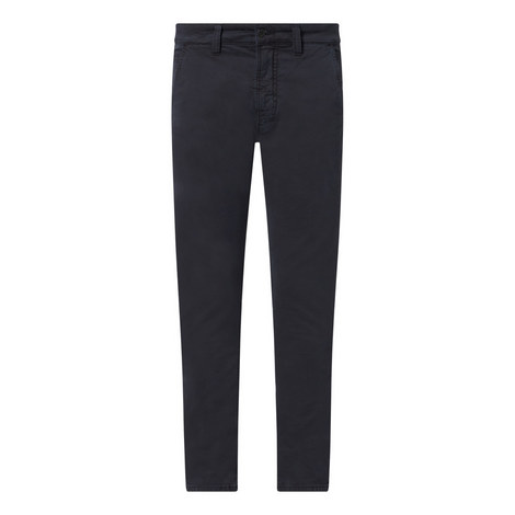 Adam Slim Chinos Trousers, ${color}