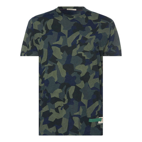 Daniel Camouflage T-Shirt, ${color}