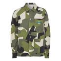 Paul Swedish Camouflage Denim Jacket, ${color}