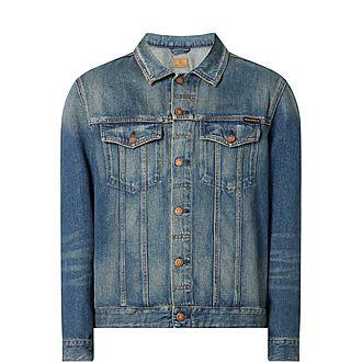 Jerry Worn Jacket