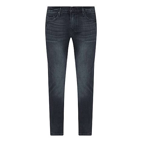 Lennox Beckett Slim Fit Jeans, ${color}