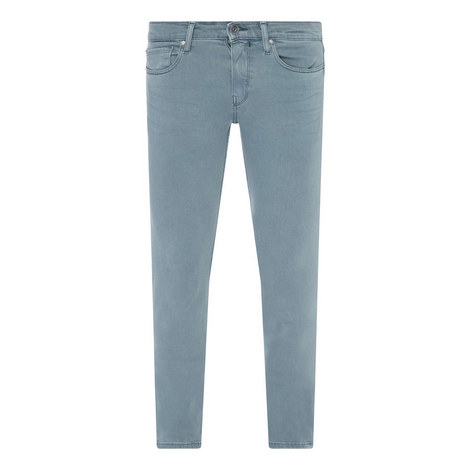 Federal Straight Fit Vintage Jeans, ${color}