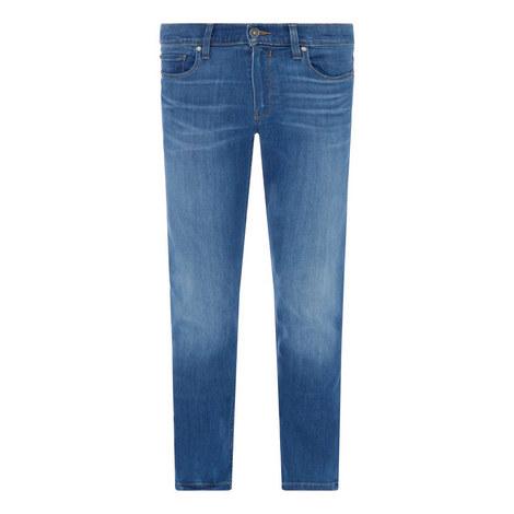 Federal Straight Fit Vintage Jeans, ${color}