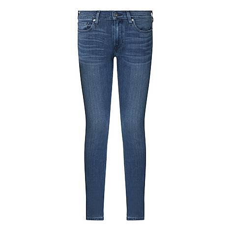 Croft Shores Skinny Fit Jeans, ${color}