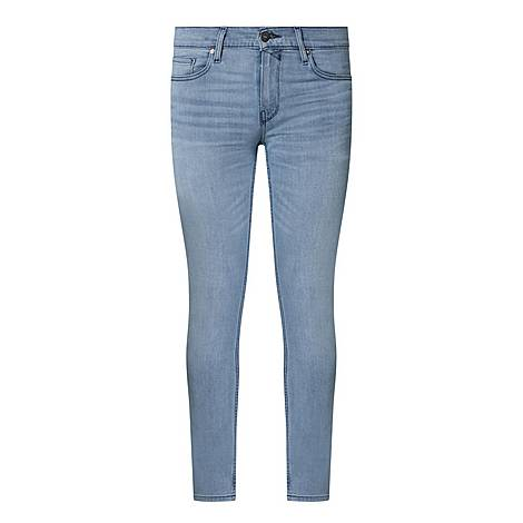 Croft Cage Skinny Fit Jeans, ${color}