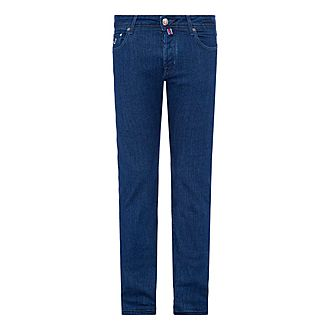 620 Clean Straight Jeans