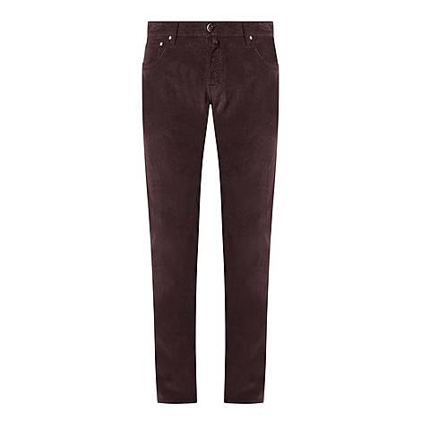 622 Corduroy Trousers, ${color}