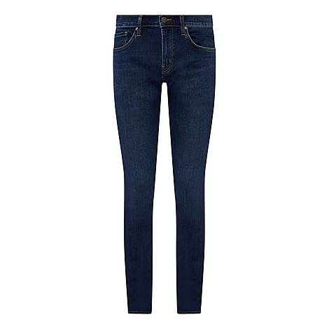 Kane Gleeting Straight Jeans, ${color}