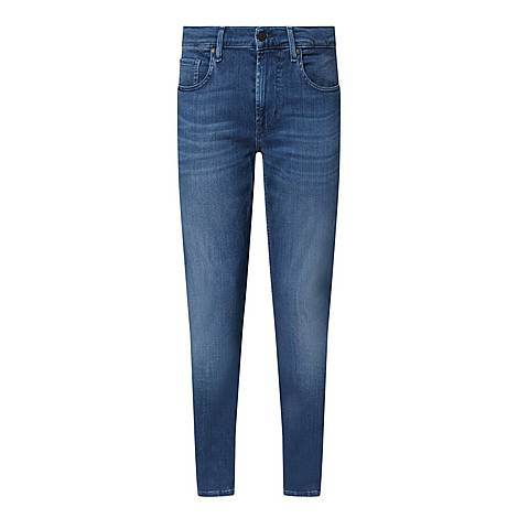 Slimmy Taper Jeans, ${color}