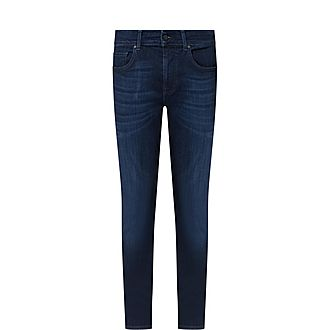 Performance Slimmy Tapered Jeans