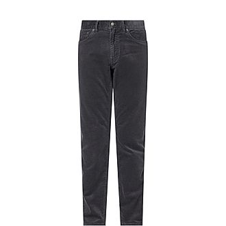 Regular Cord Jeans
