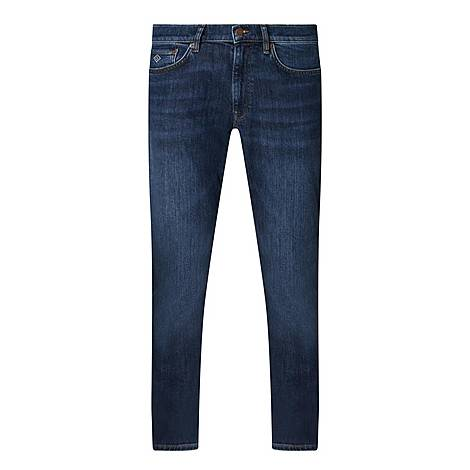 Carry Over Slim Fit Jeans, ${color}
