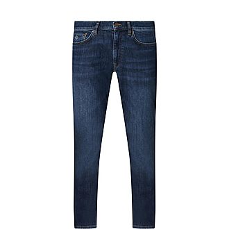 Carry Over Slim Fit Jeans