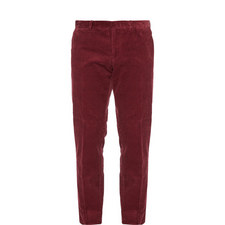 Slim Cord Trousers