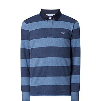 Heavy Rugby Polo Shirt