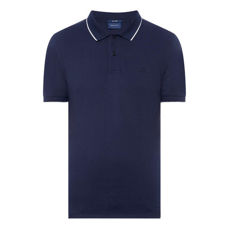 Tech Tip Polo Shirt, ${color}