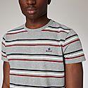 Heavy Stripe T-Shirt, ${color}